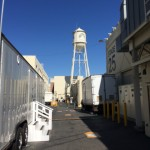 Paramount Pictures Water Tower