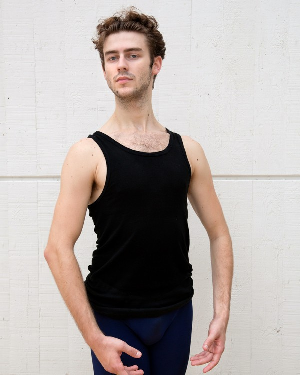 Benjamin, Age 21, Corps Dancer, Royal Danish Ballet Company, Copenhagen  Copyright: Amy Elkins